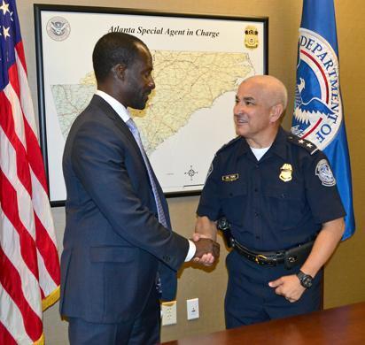 Atlanta HSI, CBP establish coordination center to promote trade enforcement