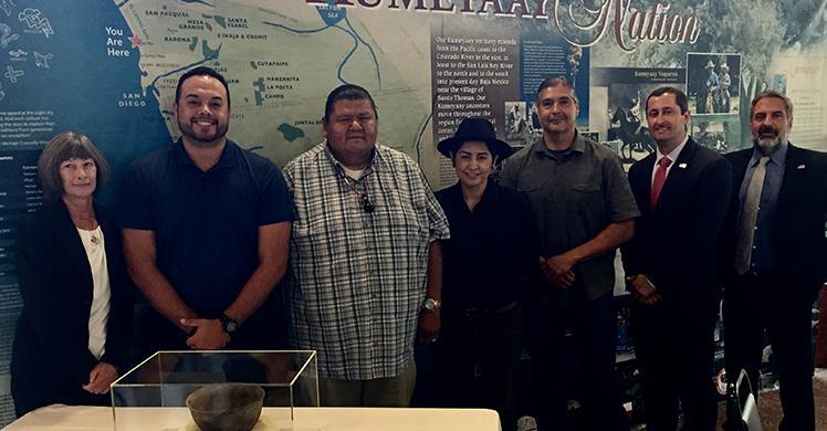 Tribal leaders, HSI partnering to help prevent plundering of Indian artifacts
