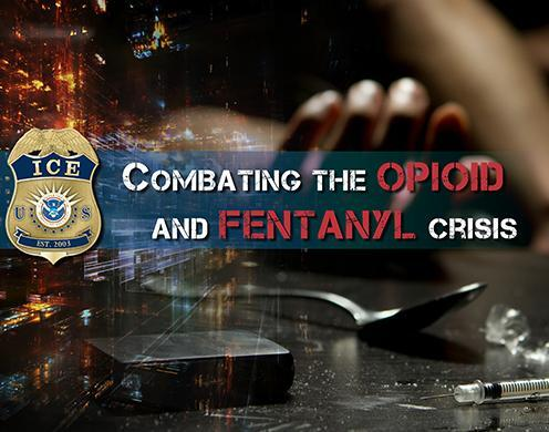 Combating the opioid and fentanyl crisis