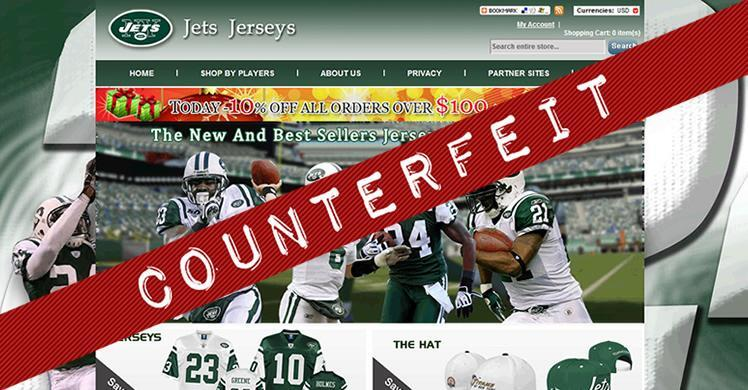 Fake Jets Jerseys site