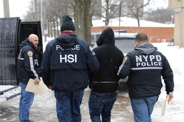49 charged in NY-area drug trafficking, robbery and firearms probe