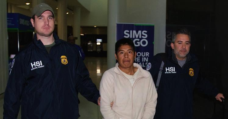 Member of Mexican sex trafficking ring sentenced to 8 years' imprisonment