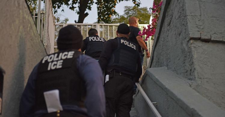 ICE operation in LA results in 212 arrests, 122 notices of inspection