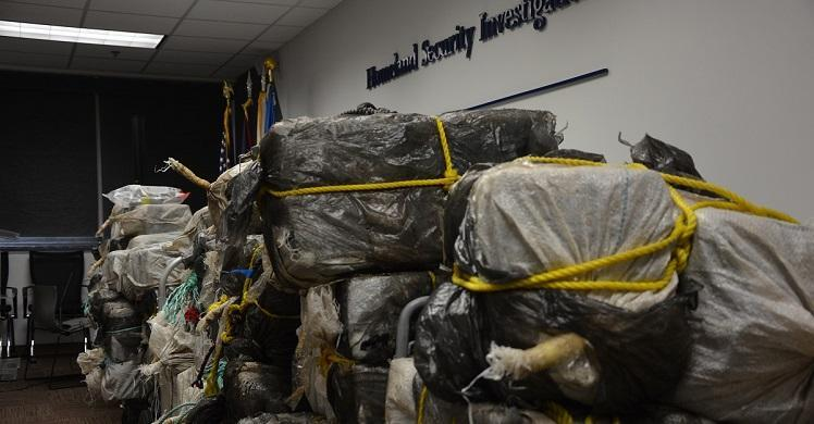 ICE, federal and local partners seize 1,441 kilograms of cocaine, arrest 1