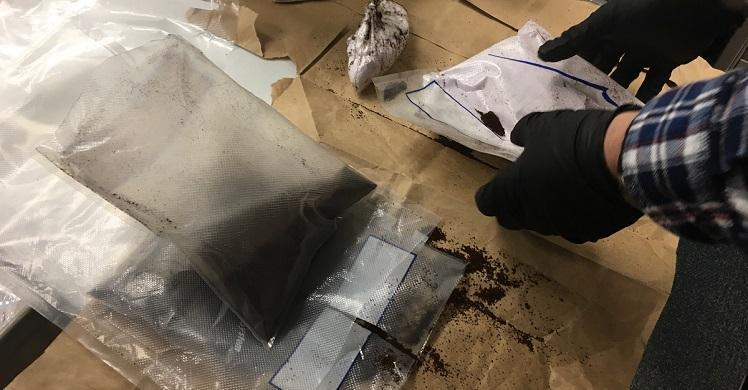 Fentanyl package bound for Texas intercepted by Ohio task force