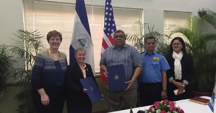Nicaragua becomes the latest partner in ICE's eTD system