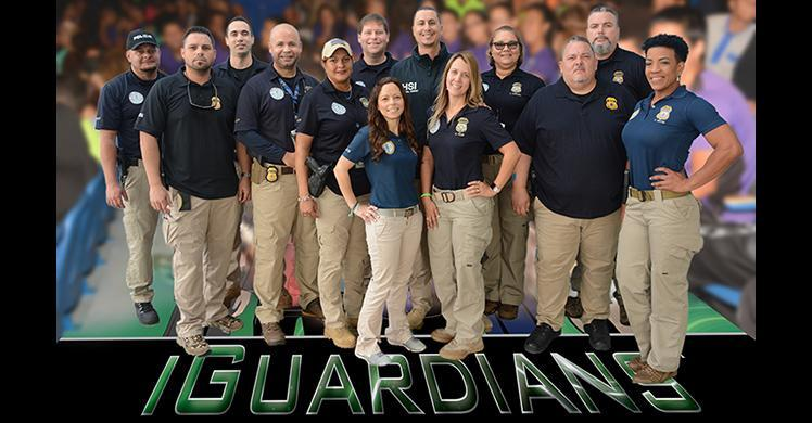 ICE reaches out to more than 1,000 students during iGuardian summit