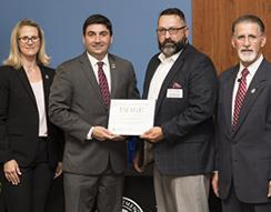 Three new companies and 16 companies that joined last year were recognized by the U.S. Immigration and Customs Enforcement's (ICE) employment compliance program called IMAGE at a recent ceremony.   IMAGE stands for ICE Mutual Agreement between Government and Employers. As part of this agreement, CHEP Services, LLC, HBF Tampa Partners JV, LLC and Hojeij Branded Foods, LLC, have pledged to maintain a secure and stable workforce and curtail the employment of unauthorized workers through outreach and education.