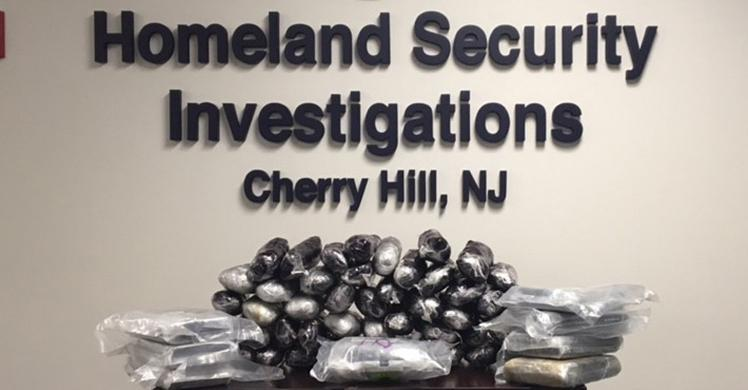 2 men charged in plot to distribute over 9 kilograms of heroin, 50 pounds of crystal methamphetamine in NJ