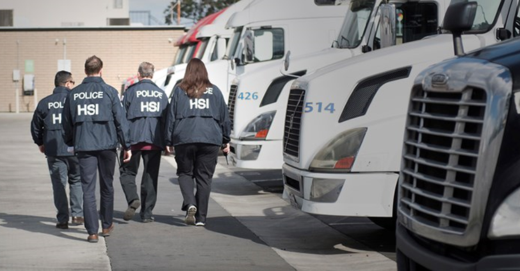 ICE delivers more than 5,200 I-9 audit notices to businesses across the US in 2-phase nationwide operation