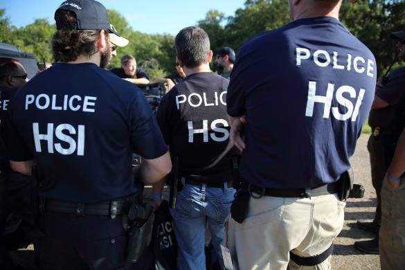 ICE executes federal criminal search warrants in North Texas - 5