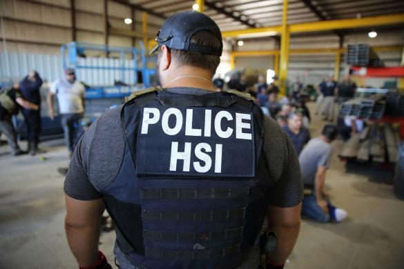 ICE executes federal criminal search warrants in North Texas - 6