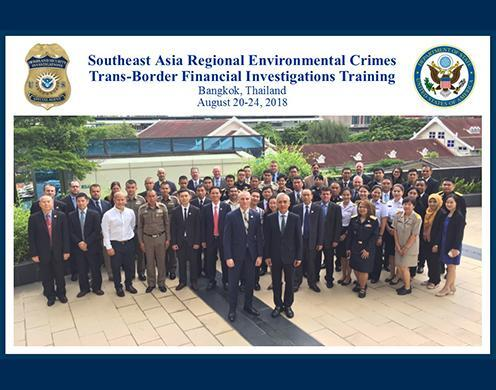 ICE HSI Bangkok hosts inaugural financial investigations training