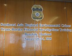 ICE HSI Bangkok hosts inaugural financial investigations training