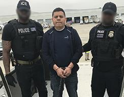 ICE removes Guatemalan national wanted for murder