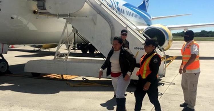 MS-13 gang member, Interpol fugitive arrested under Operation Matador removed to El Salvador