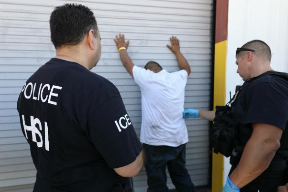 ICE executes federal criminal search warrants in North Texas - 2