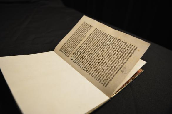 ICE and DOJ return Christopher Columbus letter to Spain