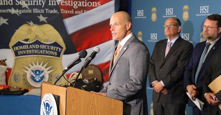 33 charged in half a billion dollar smuggling scheme of counterfeit luxury goods