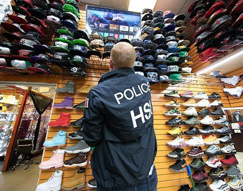 ICE, CBP operation nets over $24 million in fake sports-related merchandise