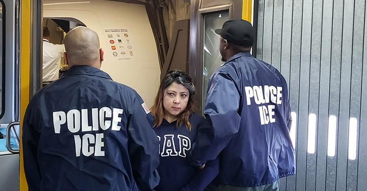 Ecuadorian national removed from US, wanted in home country for fraud