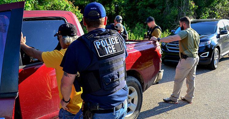 ICE Nueva Orleans arresta a 33 en un periodo de una semana durante oleada de acciones policiales dirigida contra extranjeros delincuentes, prófugos