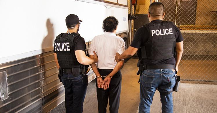 ICE arrests 39 suspected human rights violators across the US during Operation No Safe Haven V