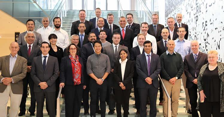 HSI New York kicks off Virtual Global Taskforce in London