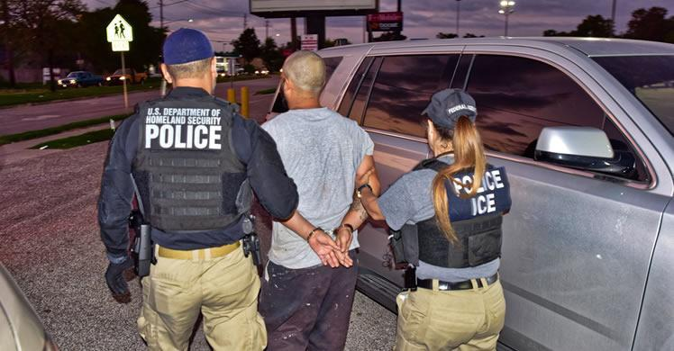 ICE Houston arrests previously deported Mexican man who allegedly threatened to shoot ICE officers