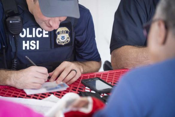 ICE executes federal search warrants at multiple Mississippi locations