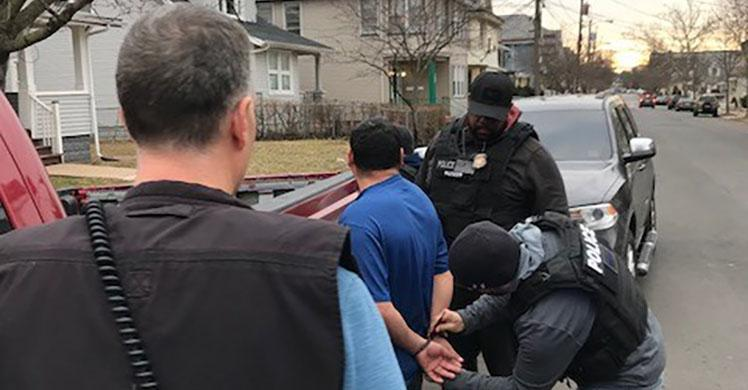 ICE arrests Brazilian national wanted for homicide in home country during NJ enforcement efforts