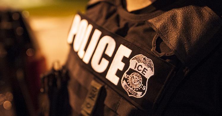 ICE Dallas arresta a pandillero salvadoreño buscado por asesinato capital