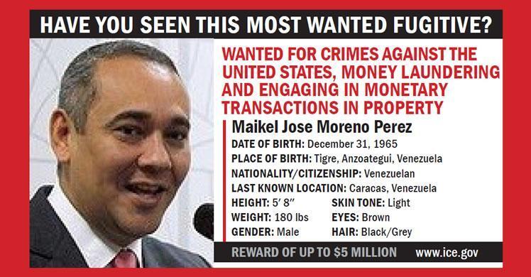 Maikel Jose Moreno Perez