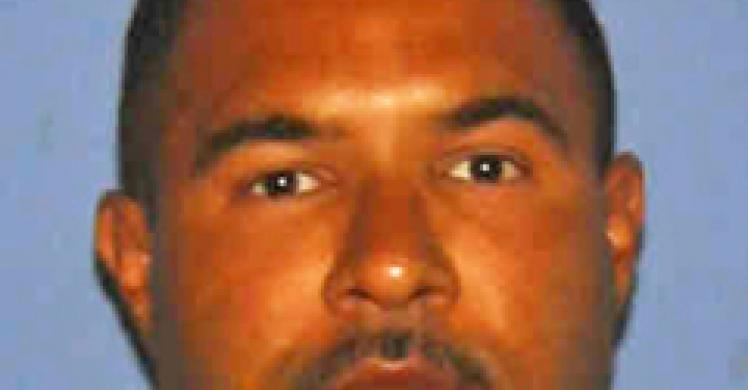 Audeliz Villegas, pictured, pleaded guilty in federal court in June to four counts of wire fraud and one count of impersonating a federal agent.