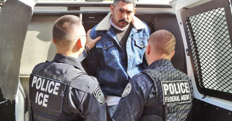 Mexican murder suspect captured in northern California returned to Mexico
