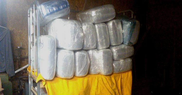 ICE seizes 850 pounds of marijuana in Tucson
