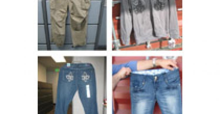 9 indicted in multi-million dollar apparel smuggling scheme