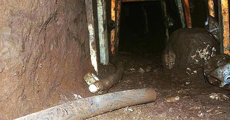 Nogales tunnel used for smuggling