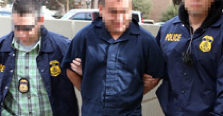 ICE HSI agents arrest criminal alien managing El Paso restaurant