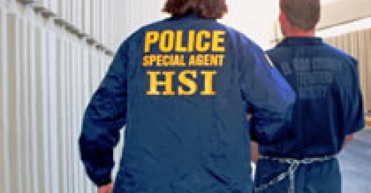 HSI special agents arrest local man on child pornography charges