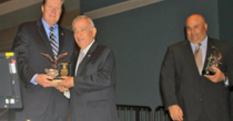 HSI recognizes members of Puerto Rico Bankers Association with the HARPE award David M. Marwell