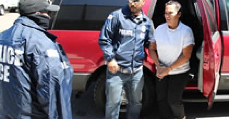 Fugitive Mexican cartel member deported following capture in Los Angeles