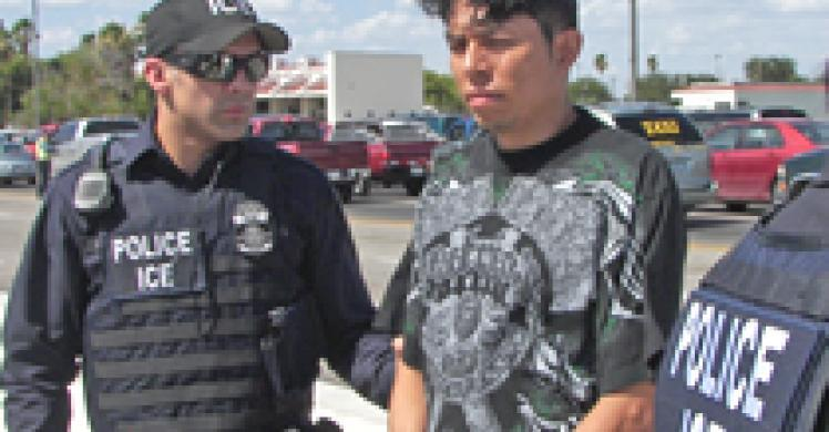 ICE removes Mexican national wanted for murder