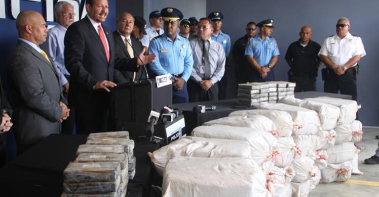 HSI, Puerto Rico Police Department seize 1,048 kilograms of cocaine