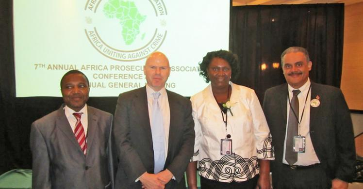 HSI represents US government at Africa legal conference