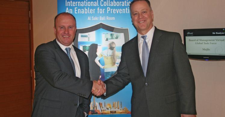 ICE to chair Virtual Global Taskforce