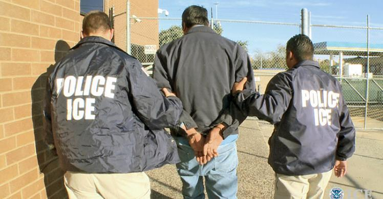 ICE arrests 90 during Operation Bear III targeting criminal aliens in central and south Texas
