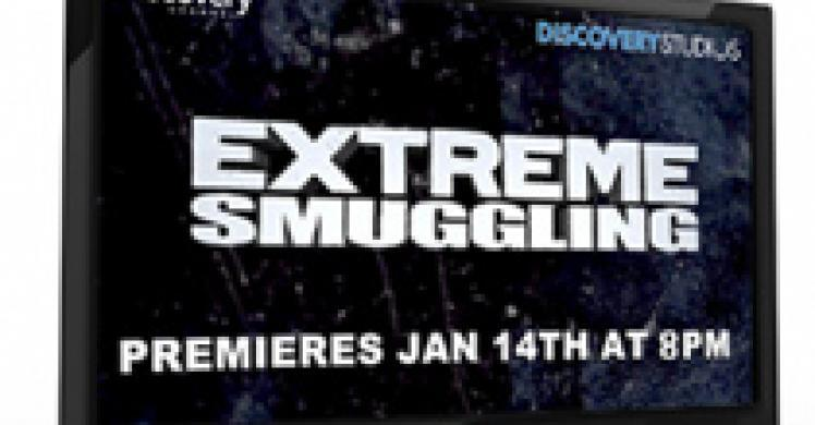 ICE to be featured in premiere of Discovery Channel's Extreme Smuggling