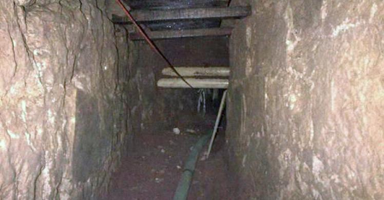 US, Mexican authorities shut down smuggling tunnel under construction in Nogales