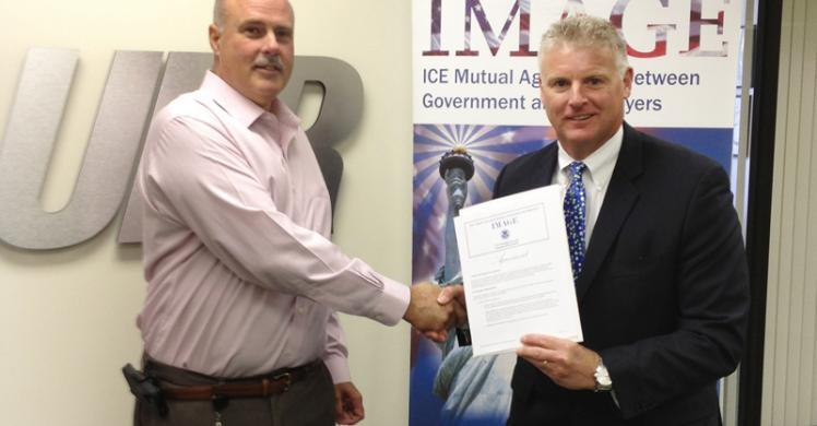 Firearms manufacturer partners with ICE